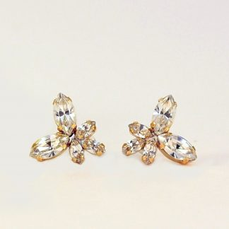 Wedding stud earrings 1